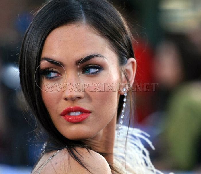 Megan Fox and Photoshop
