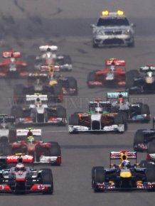 Formula 1 - Chinese Grand Prix 2011