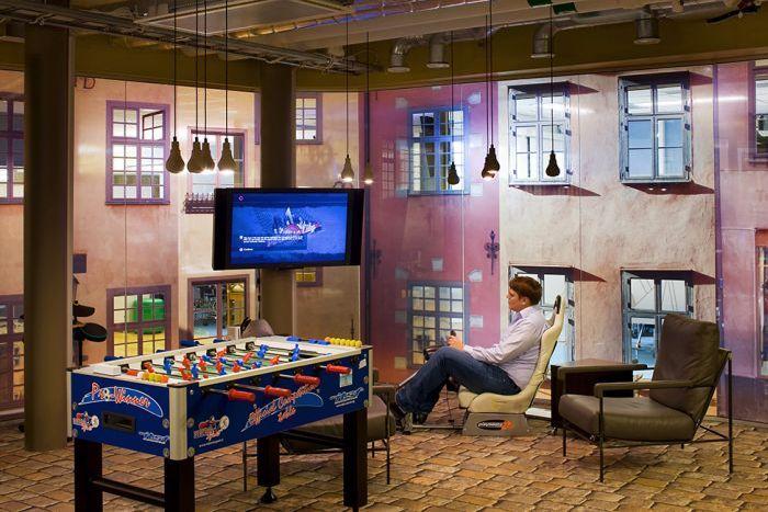 Google Office in Stockholm