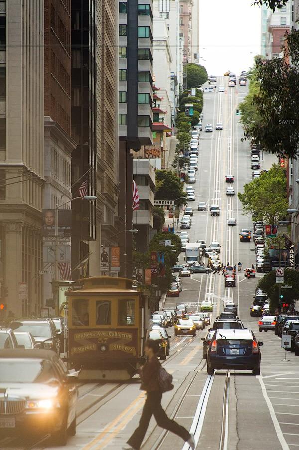 San Francisco - city of the sun