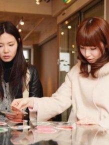 Japanese Girls' Legs as a Branding Platform