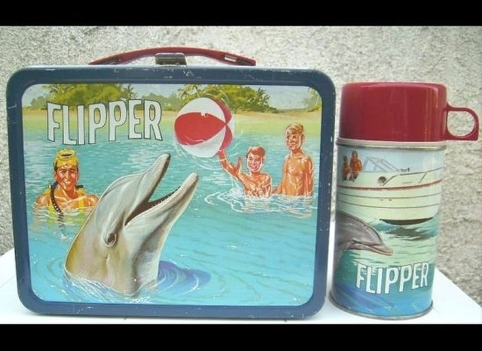 Vintage Lunch Boxes