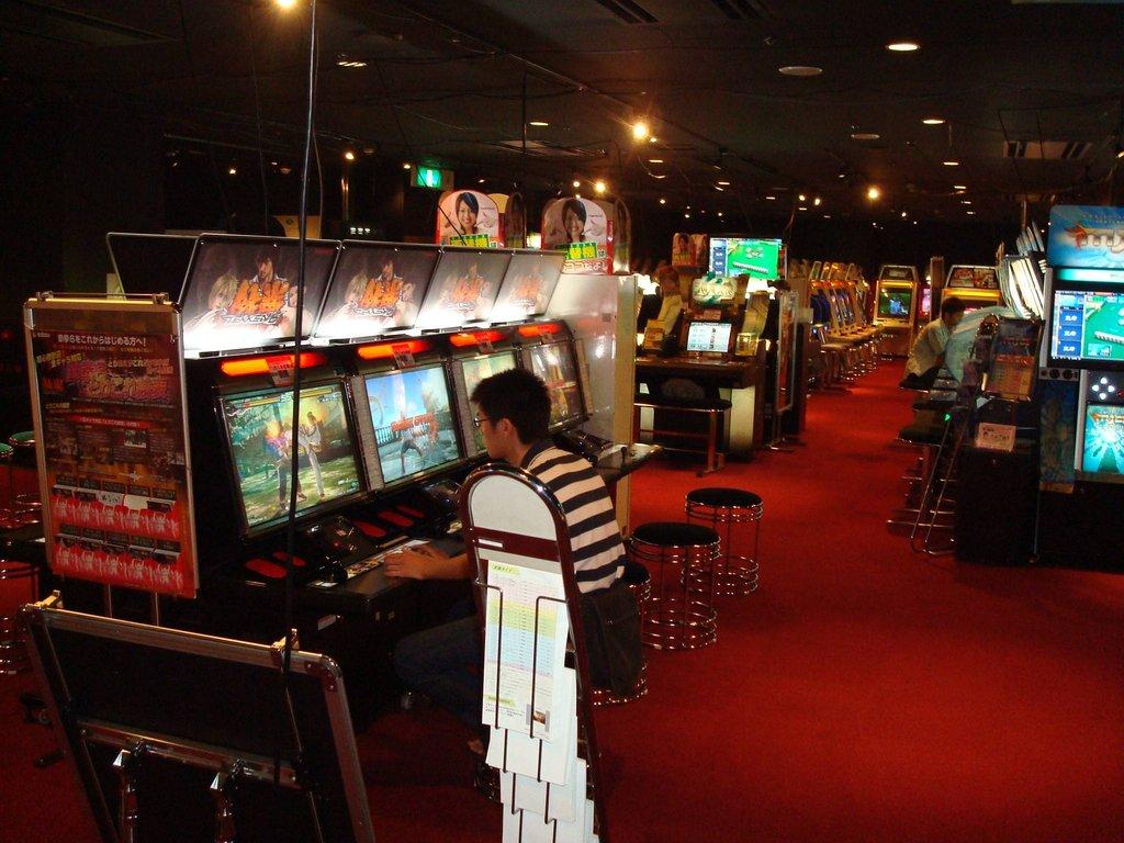 Playrooms in Japan