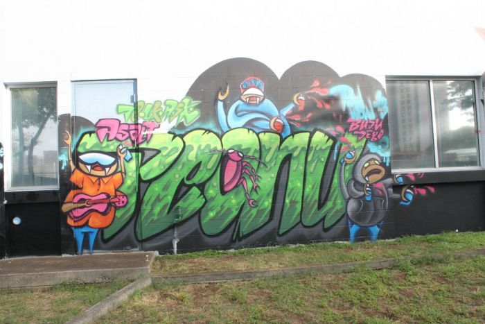 Hawaii Pow Wow Graffiti 2013, part 2013