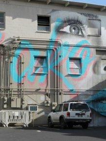 Hawaii Pow Wow Graffiti 2013