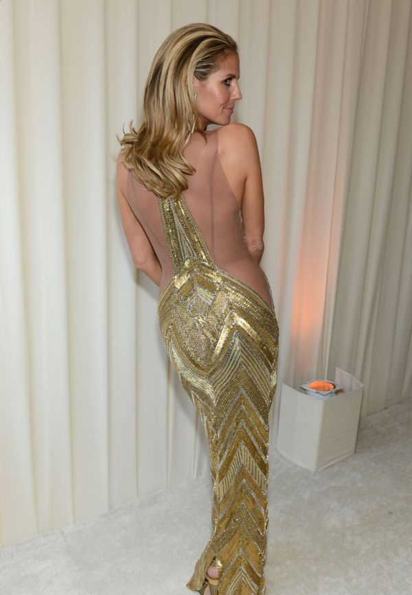 Oscars 2013: Heidi Klum