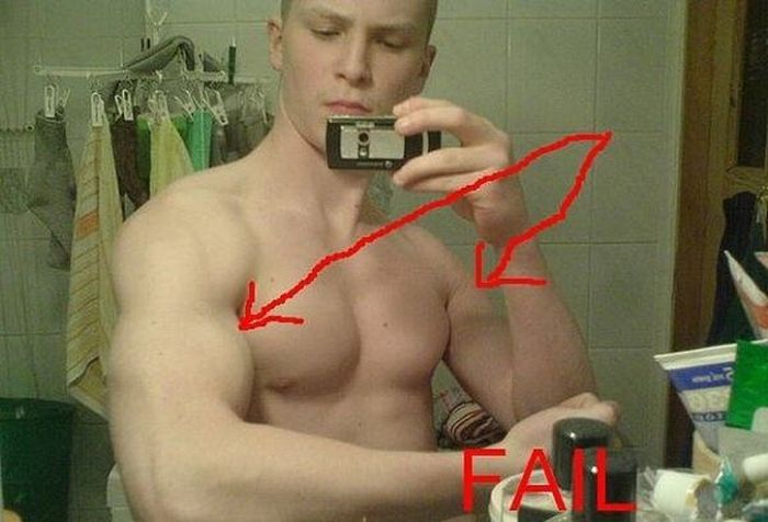 Photoshopping Fails