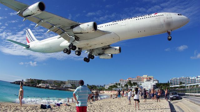 The most frightening runways in the world