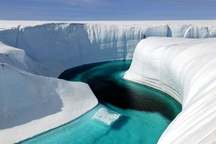 Beautiful Icebergs | O...