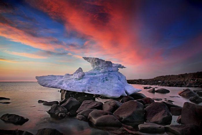 Beautiful Icebergs