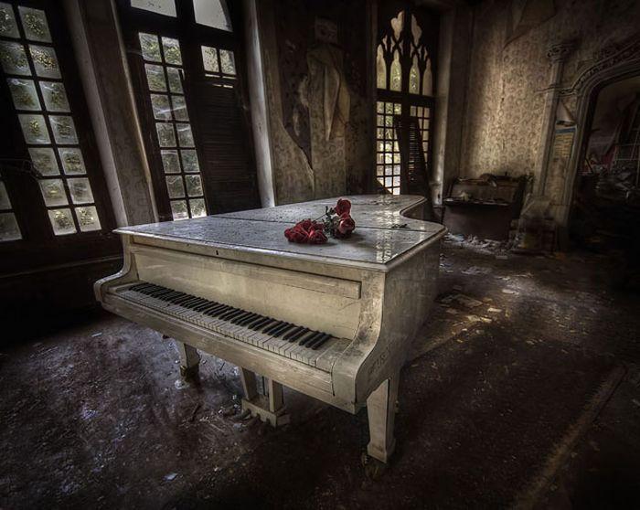 Beautiful Abandoned Places
