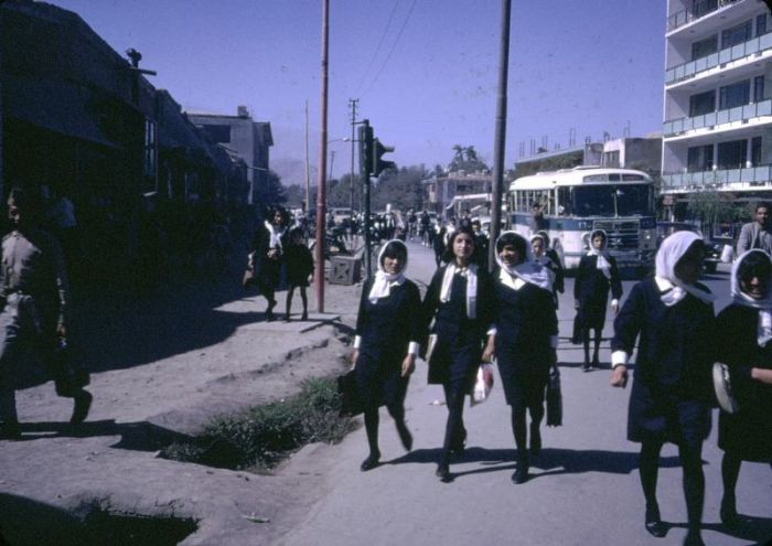 Kabul in 1967, part 1967