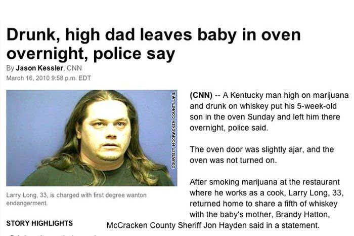 Kentucky Is Wierd
