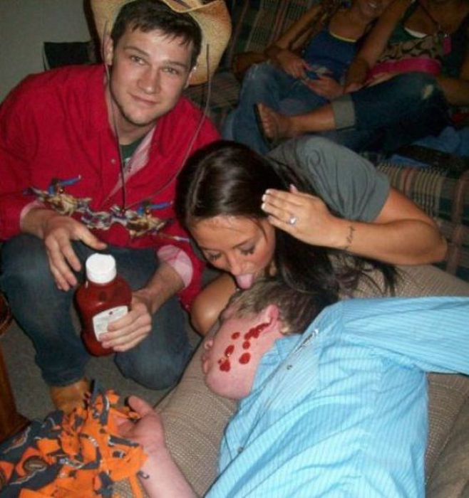 Drunk People Getting Pranked