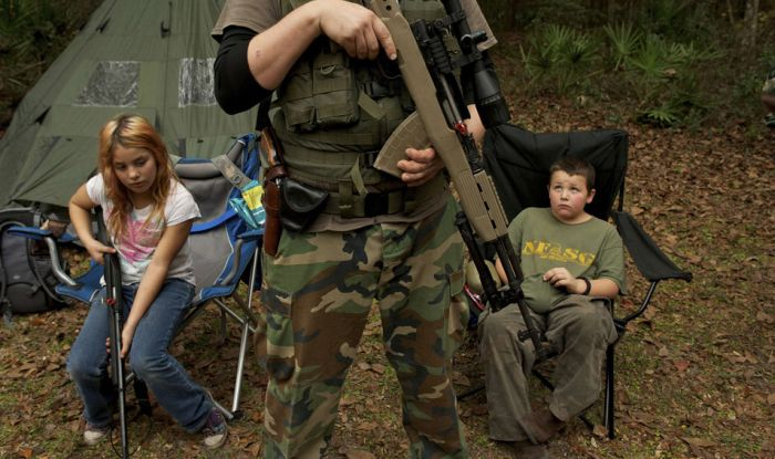 Kids Survival Training