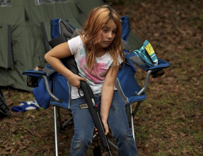 Kids Survival Training