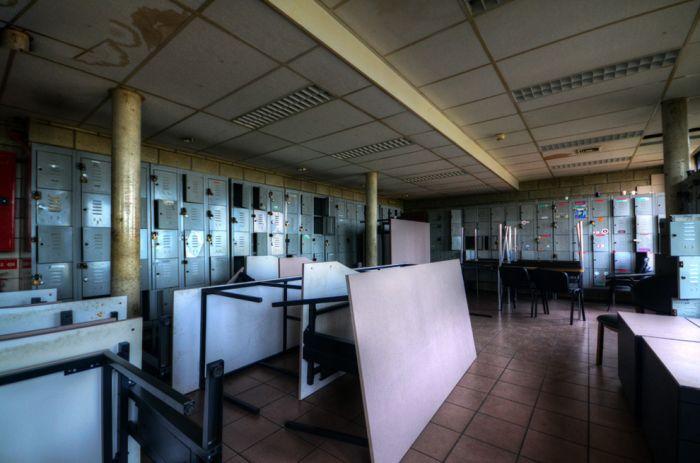 Abandoned Steel Plant