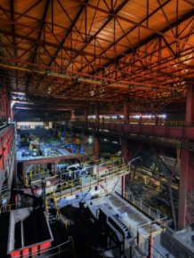 Abandoned Steel Plant