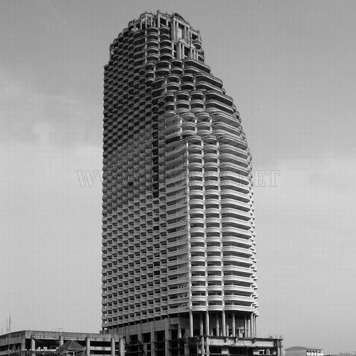 Abandoned 50-story Building in Bangkok | Others