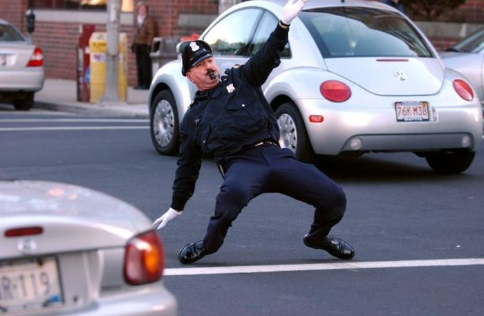 Cool Cops