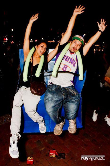 Roller Coaster Сostume
