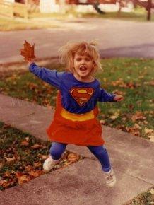 Girls Superheroes