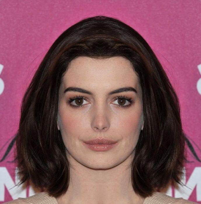Symmetrical Celebrities