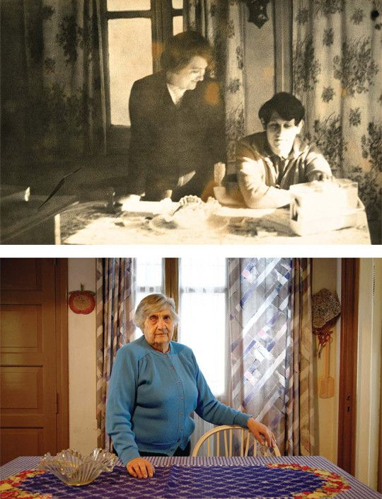 Sad Then and Now Photos