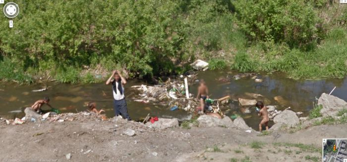 Interesting and Funny Google Street View Images