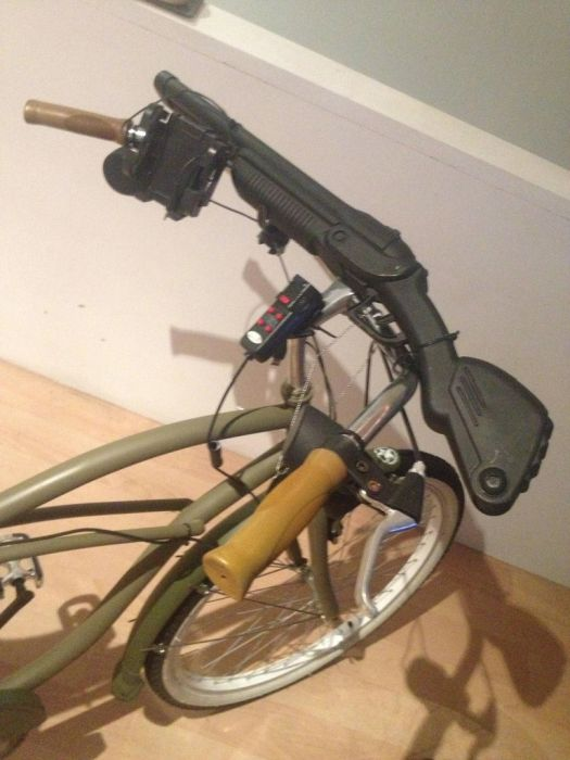 Walking Dead Inspired Bicycle