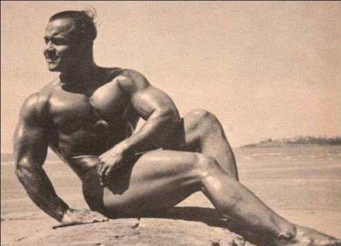 Monohar Aich, Mr. Universe 1952, part 1952
