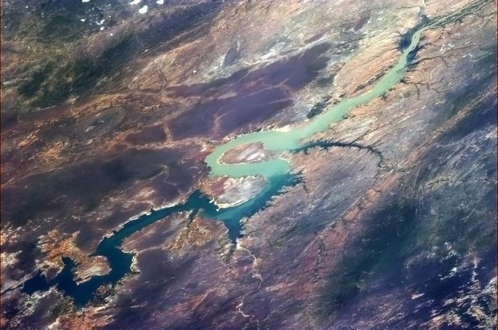 View From Space