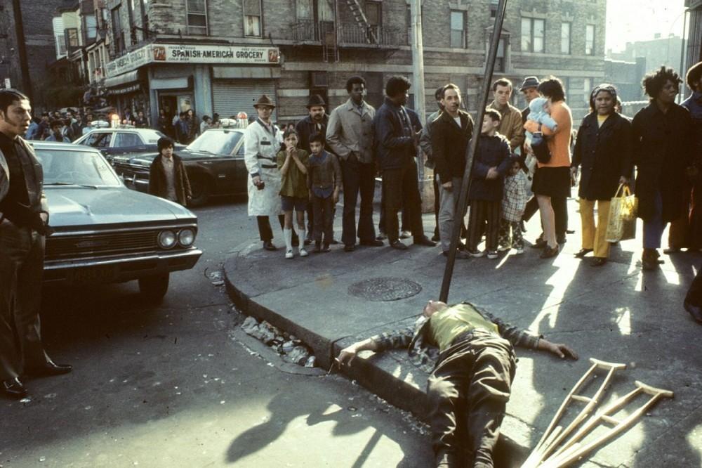 New York in 70's