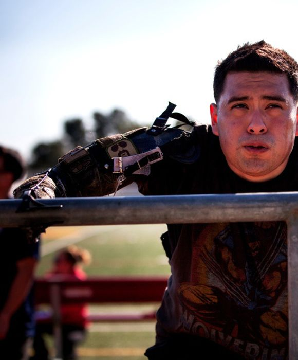 Wounded Marine Trials at Camp Pendleton