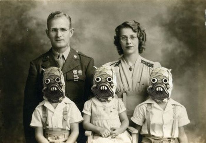 Freaks from the Past