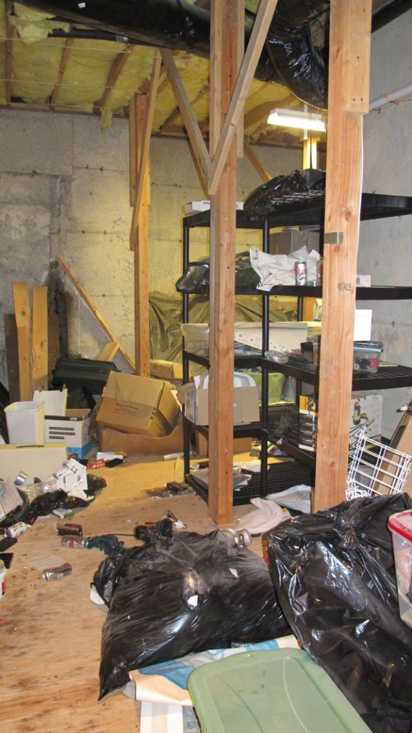 Things Found in Robert Swift's Foreclosed House