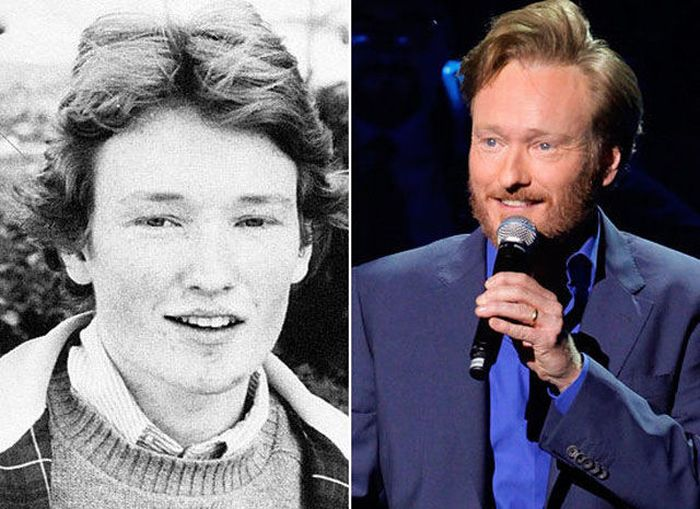 Famous Comedians Then and Now
