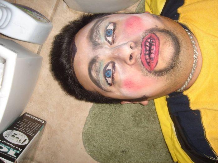 Drunk Guy Prank