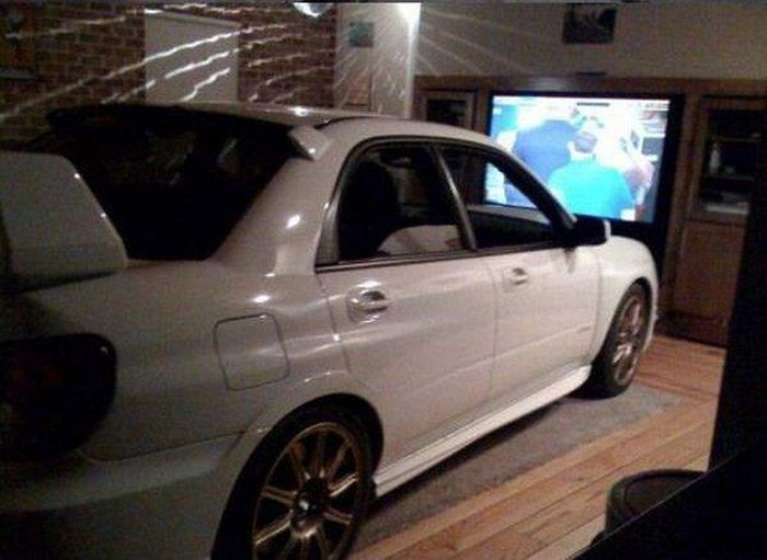 DIY Drive-in Theater