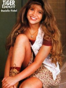 Danielle Fishel Then and Now