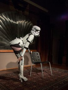 Stormtrooper Burlesque