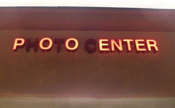 Neon Sign Fails