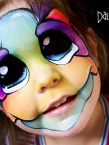 Face Painting by Daizy Design