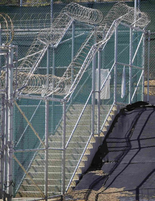 Inside Guantanamo Bay