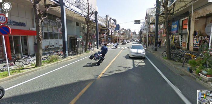 Interesting and Funny Google Street View Images, part 3