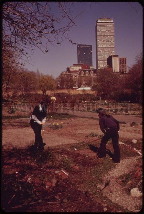 Boston in the 1970s