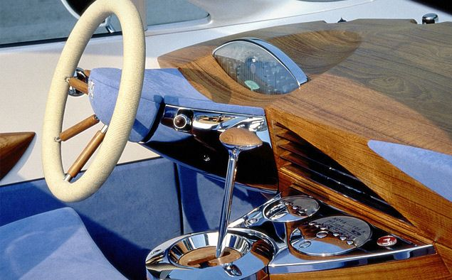 Cool car interiors