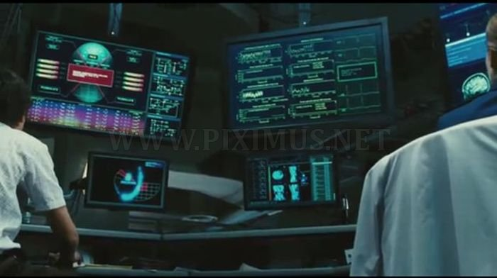 Computer Interfaces in Hollywood Movies