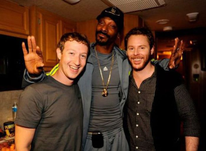 Famous People Hanging Out Together, part 6