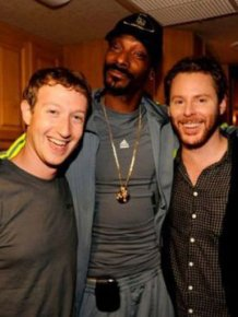 Famous People Hanging Out Together